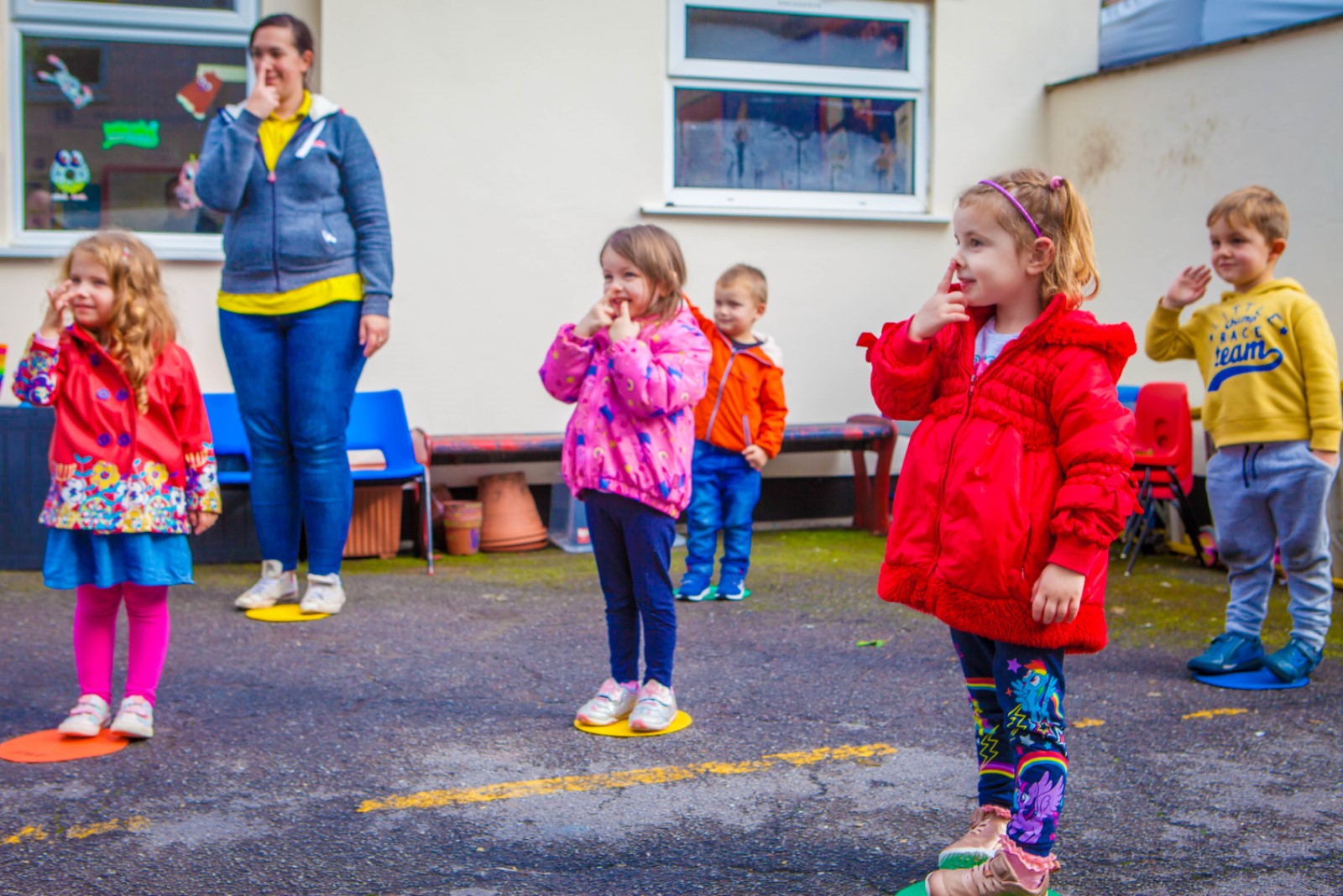 Early Years and Physical Literacy