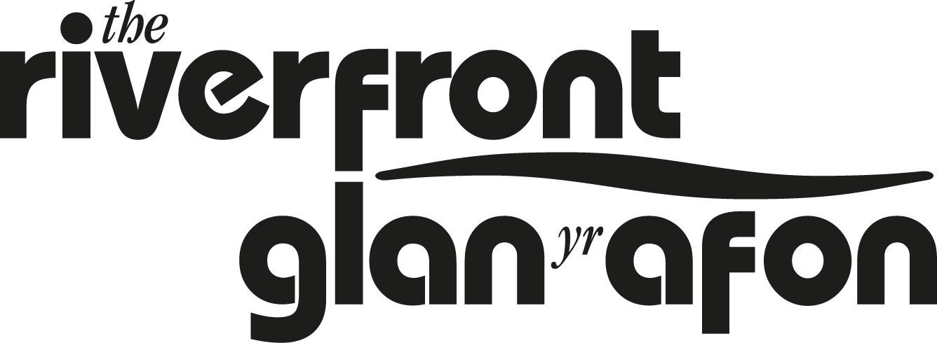 The Riverfront logo